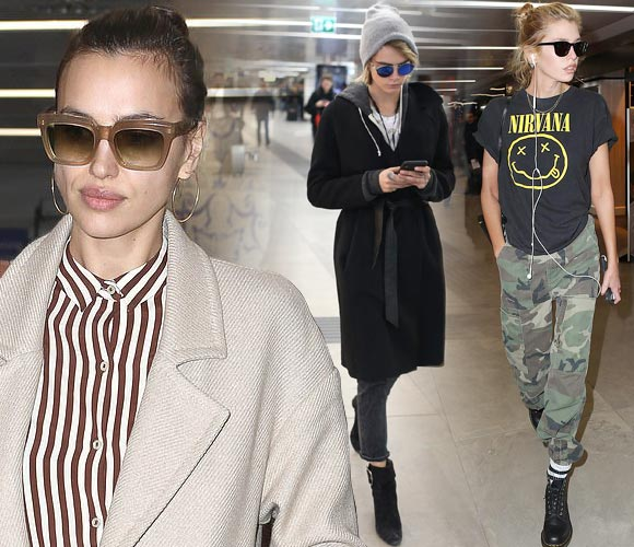 irina-shayk-cara-delevingne-Stella-Maxwell-milan-fashion-week-feb-2019