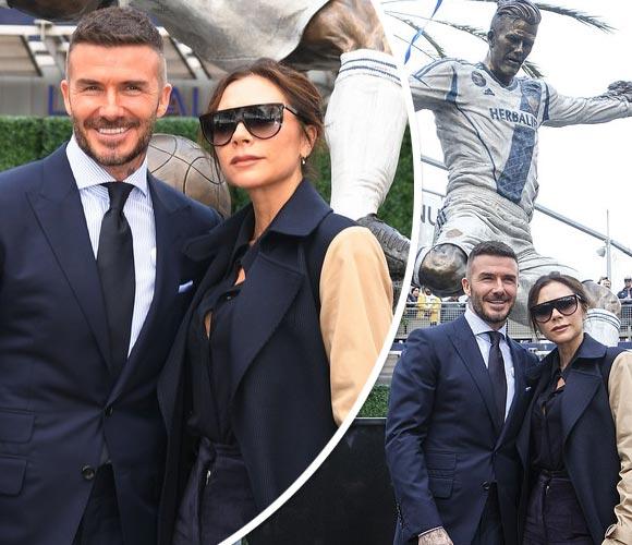 david-victoria-beckham-unveiling-statue-mar-2019