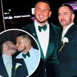 マーク・ジェイコブス、同性の恋人と結婚!