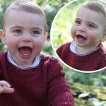 1歳になったルイ王子、キャサリン妃撮影の写真が可愛いすぎ!