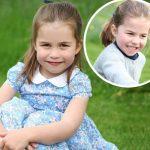 シャーロット王女、4歳に!新たな写真公開 #かわいい
