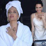 アンジェリーナ・ジョリー、香水の広告撮影「あまりの美しさにうっとり!」