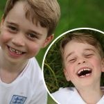 ジョージ王子が6歳に!イングランド代表のユニホーム姿で満面の笑み!