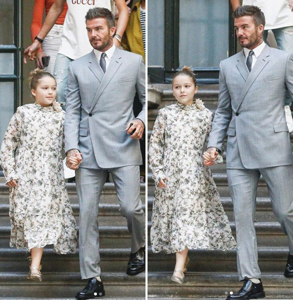 Brooklyn-harper-beckham-LFW-sep-2019