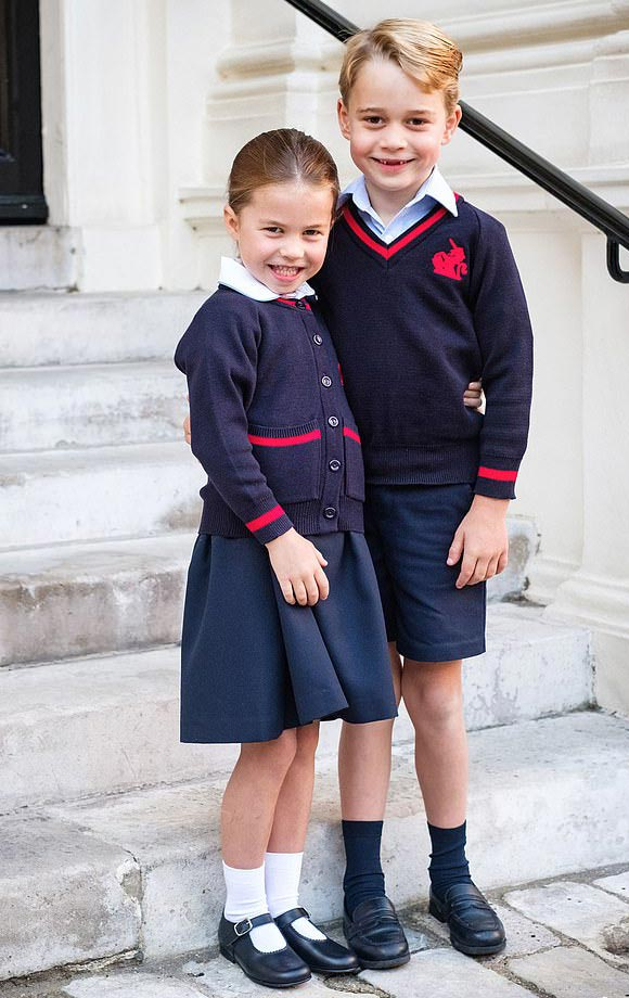 prince-George-Princess-Charlotte-first-day-of-school-sep-2019