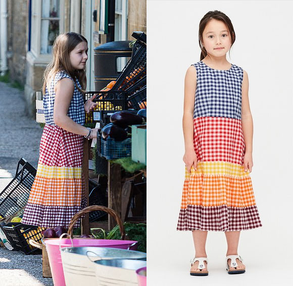 harper-beckham-uniqlo-dress-may-2020