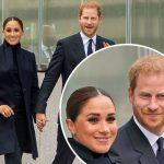 メーガン妃&ヘンリー王子、久しぶりに公の場に登場!